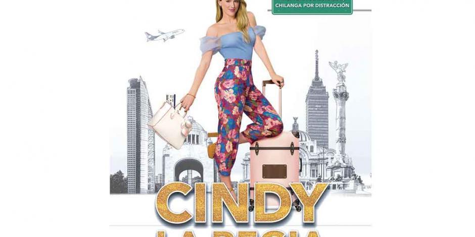 Cindy la regia, de las viñetas a la pantalla grande