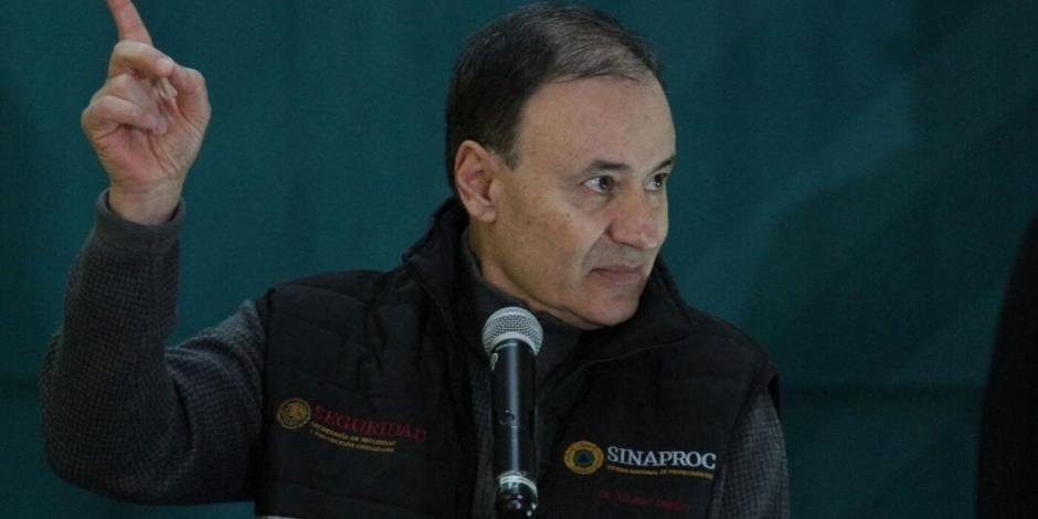 Rechaza Durazo falta de estrategia para combatir inseguridad; bajan delitos