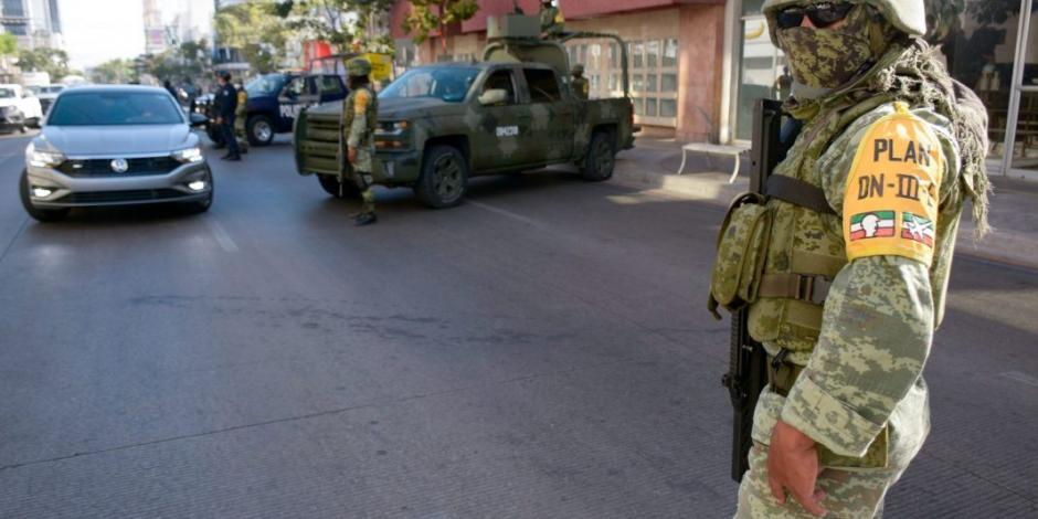 Fuerzas Armadas estarán subordinadas a la Guardia Nacional: Durazo