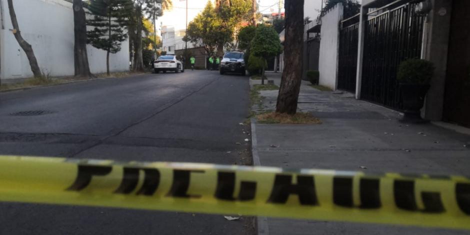 Muere policía al enfrentar a asaltantes en GAM; SSC reporta 3 detenidos