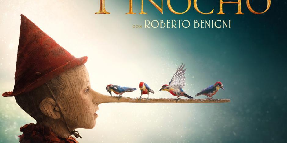 Pinocchio, una versión onírica de la fábula clásica