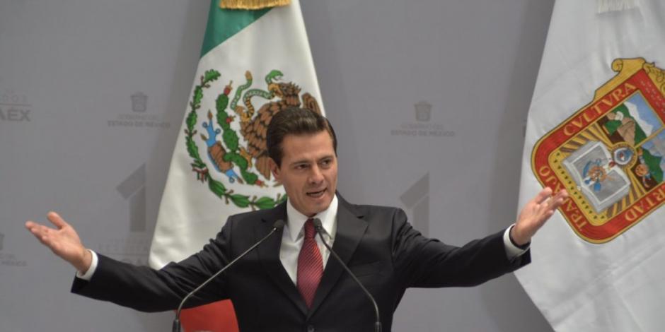 México investiga a EPN por corrupción: Wall Street Journal