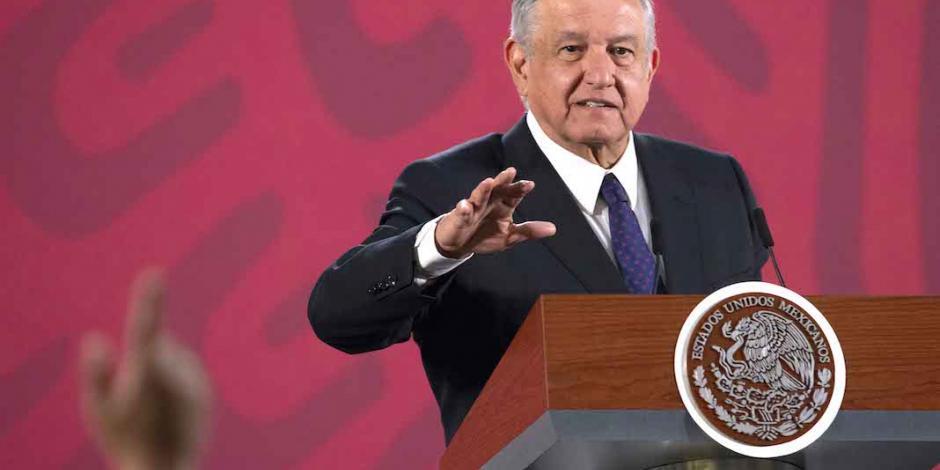 México, listo para enfrentar impacto económico de COVID-19, afirma AMLO