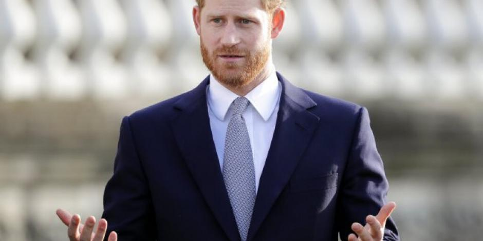 Medios poderosos son la razón para renunciar, revela Príncipe Harry