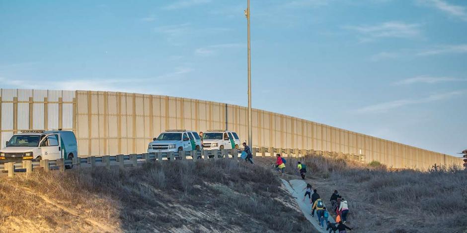 Corte de apelaciones de EU desbloquea 4 mmdd para muro fronterizo