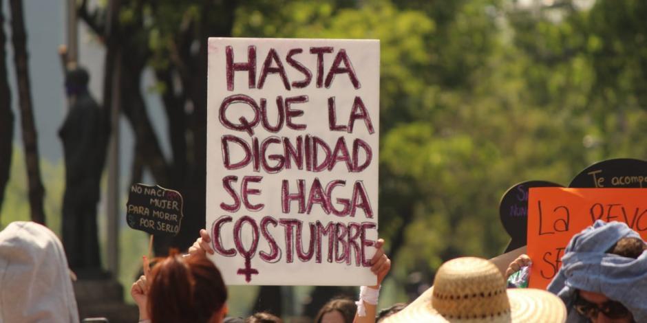Aprobada en CDMX, lista pública de violadores y feminicidas