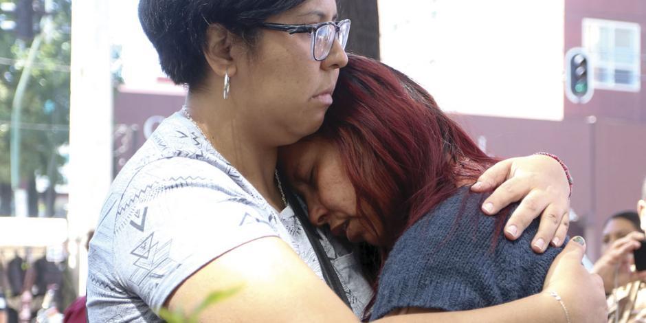"""Admiten """"cadena de negligencias"""" tras asesinato de la pequeña Fátima"""