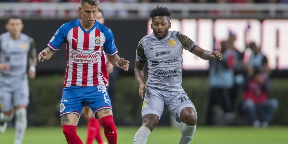 Chivas va por la remontada en la vuelta de los octavos de final