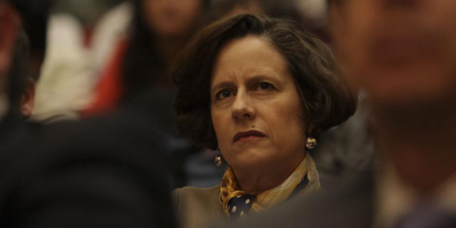 PGJ investiga extorsión a madre de Denise Dresser