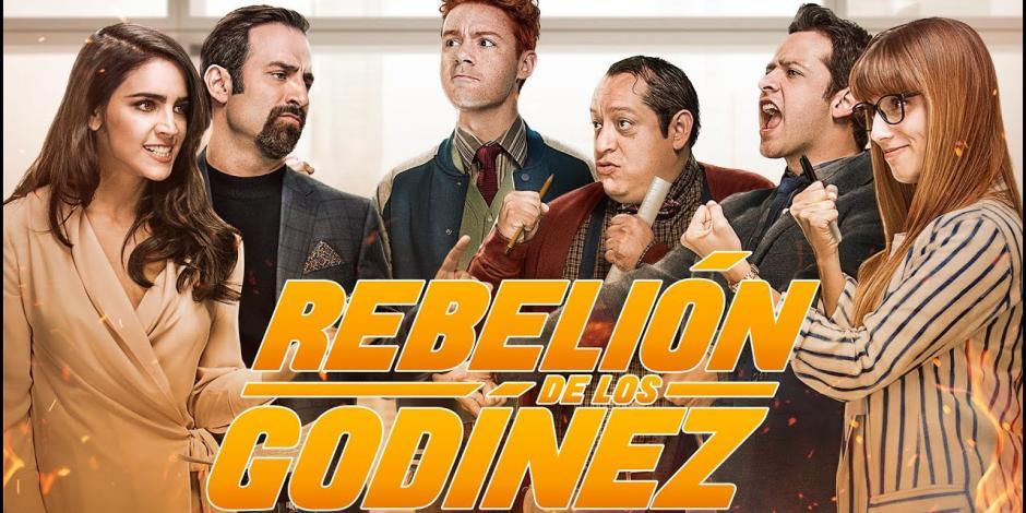 Rebelión de los Godínez, otra descuidada comedia mexicana
