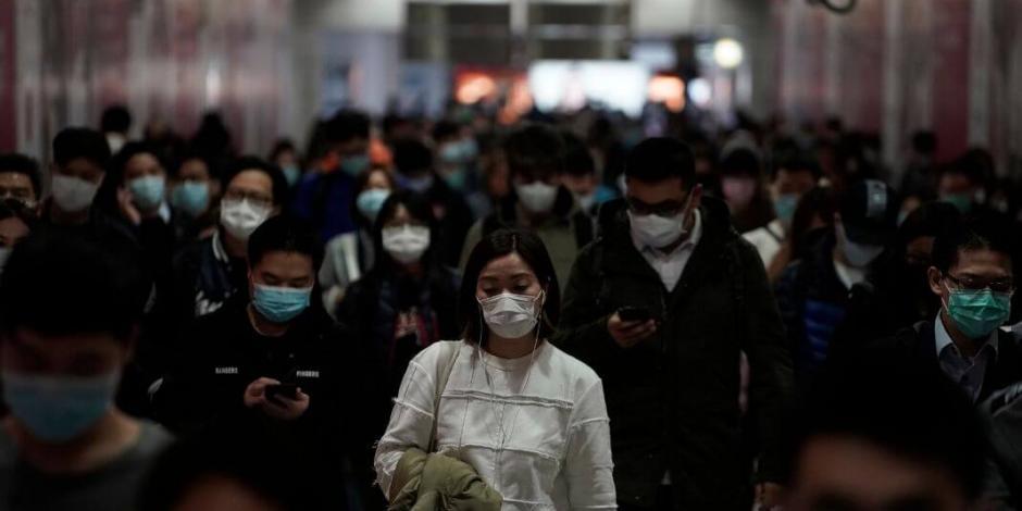 Sube a 813 cifra de muertos por coronavirus de Wuhan