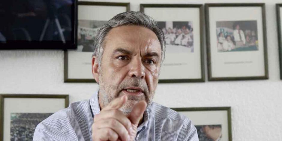 Ofrece Ramírez Cuéllar piso parejo en elección