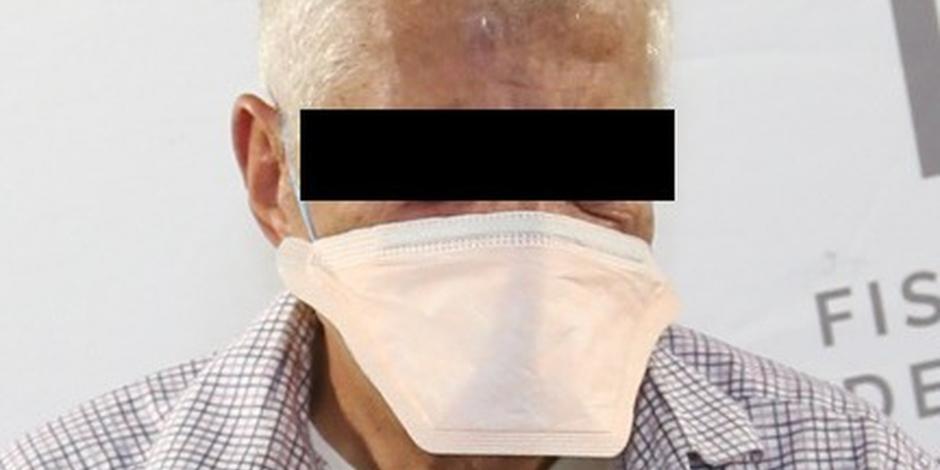 Liberan a empresario joyero que violó por años a su nieta