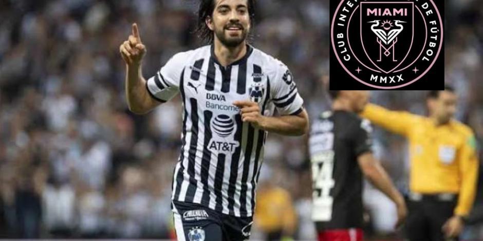 Rodolfo Pizarro, a una firma de llegar al Inter de Miami