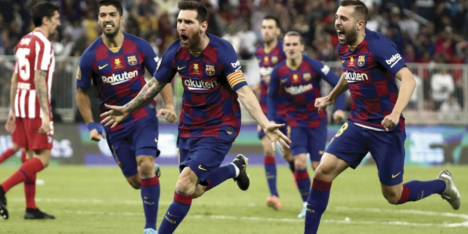 Por primera vez Barcelona es el club con más ingresos en el mundo