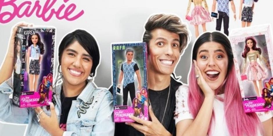 Los Polinesios se convierten en muñecas Barbie (VIDEO)