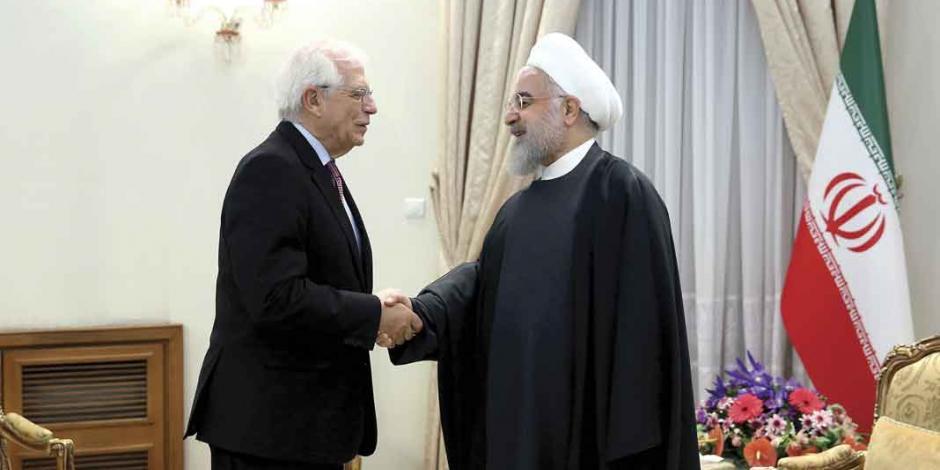 Logra Europa que Irán retome pacto nuclear