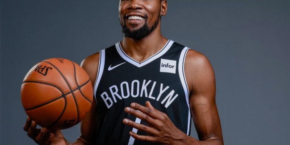 Nets preparan presentación de Kevin Durant cuando regrese la NBA