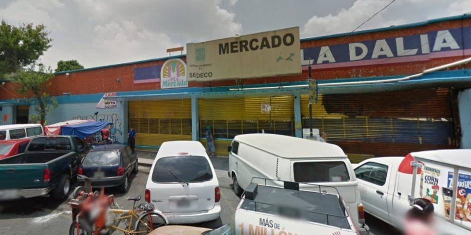 Abandonan a recién nacido en calles de Santa María la Ribera