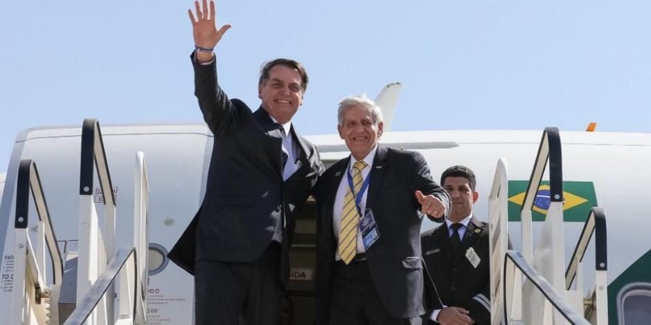 Dos ministros brasileños dan positivo en pruebas de Covid-19