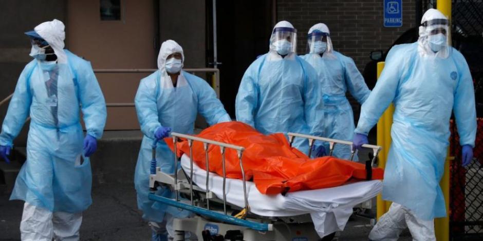 Suman más de 4 millones de contagios en el mundo por COVID-19