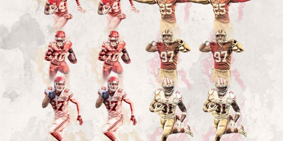 Jefes y 49ers, por el título del centenario