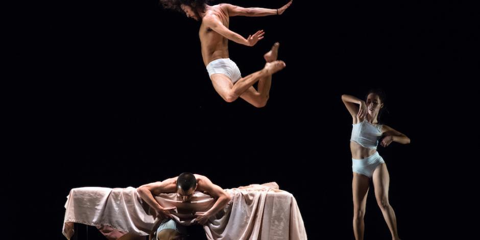 Contradanza vuelve a escena con 2 coreografías emblemáticas
