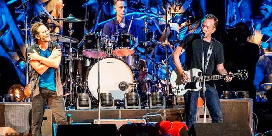 """Tras 7 años de ausencia, Pearl Jam lanzará su disco """"Gigaton"""""""