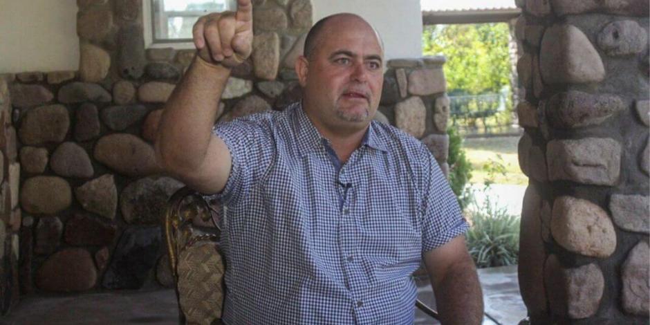 Julián LeBarón pide no criminalizar a niños armados y reconoce su valentía