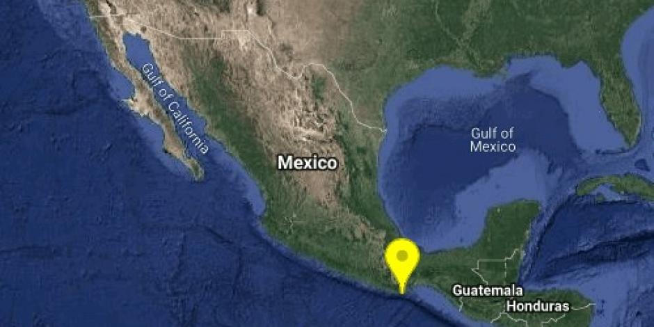 Oaxaca inicia con varios sismos el 2020, uno de magnitud 4.3 en Huatulco