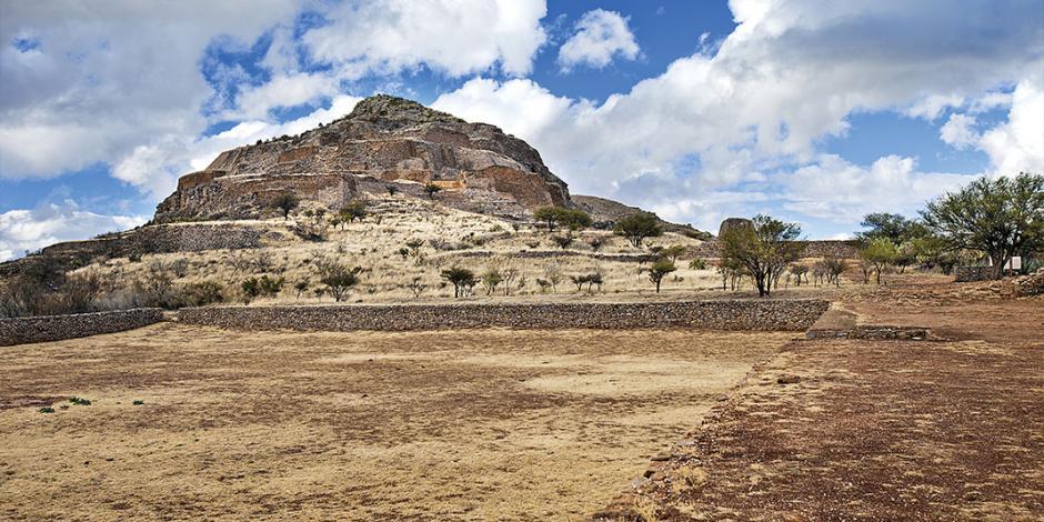 Cárgate de energía para primavera en estas zonas arqueológicas de Zacatecas
