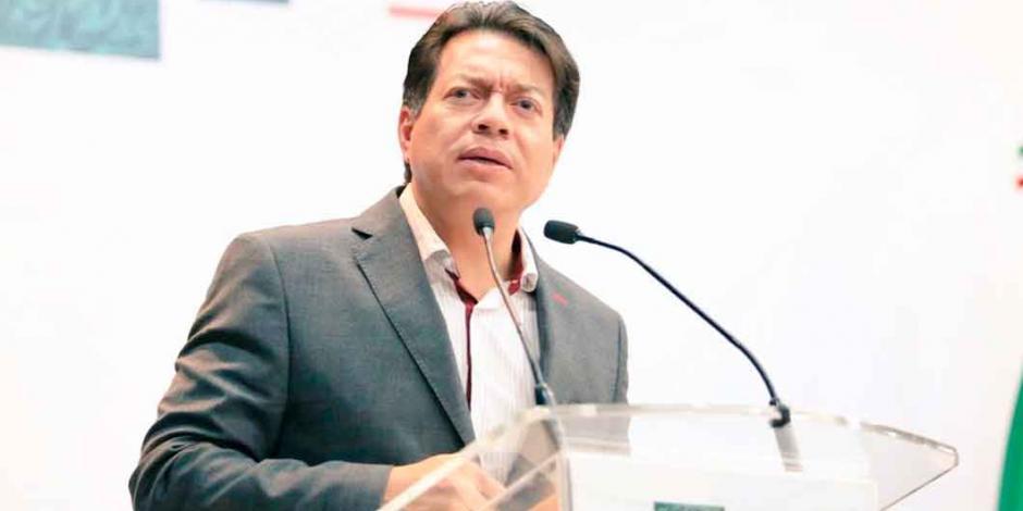 Morena debe atender sugerencias de AMLO sobre dirigencia interna: Delgado
