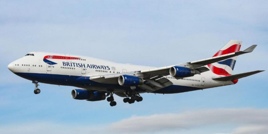 Avión viaja de NY a Londres en menos de 5 horas por poderosa corriente