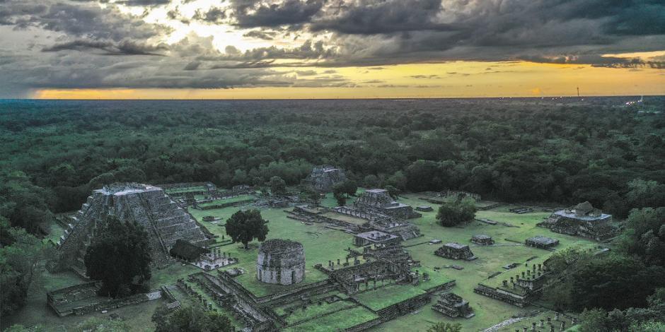 Santiago Arau hace un road trip visual aéreo por México