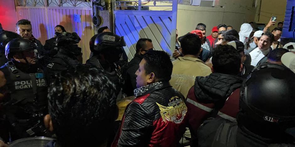 """""""En Ecatepec parece que no hay epidemia"""""""