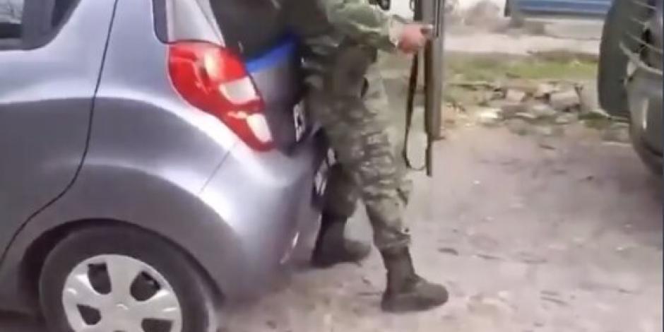 Suspenden a director de policía de Sayula por bloqueo a Ejército