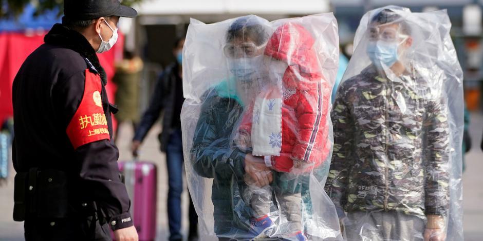 Coronavirus rompe récord de muertes diarias en China