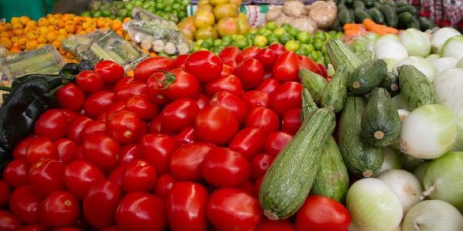 Chile, cebolla y jitomate, los productos con mayor aumento de precio durante la cuarentena