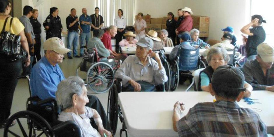 Demanda PT proteger a adultos mayores en asilos por COVID-19