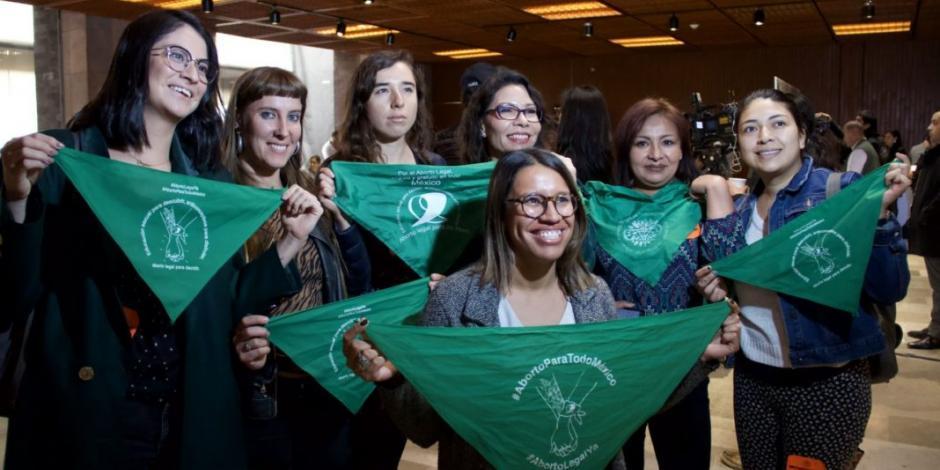 Avanza en San Lázaro propuesta para despenalizar aborto en todo el país