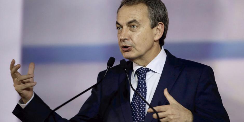 Zapatero: España no es refugio para criminales