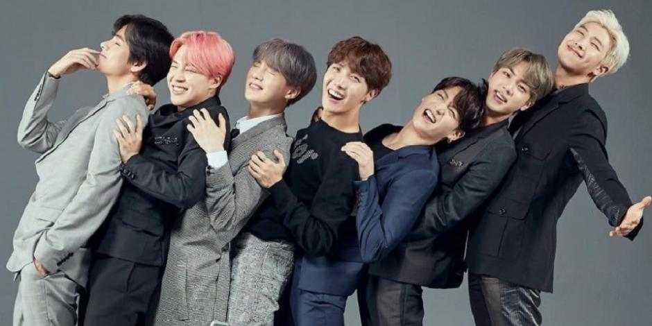BTS lanzará 'Map Of The Soul: 7' y ARMY enloquece en redes