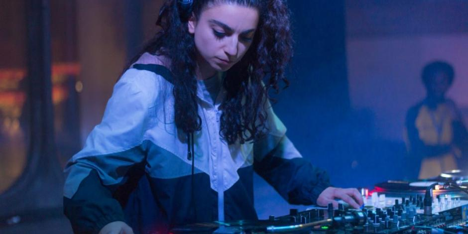Shiva Feshareki presenta experimentos sonoros en Casa del Lago