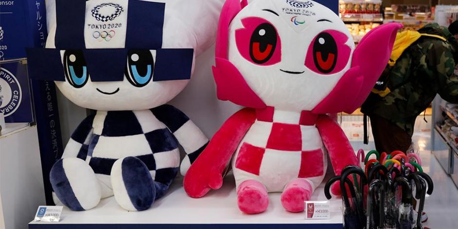 Japón cerrará cinco tiendas oficiales de los Olímpicos