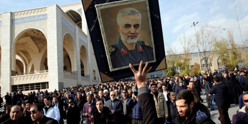 Perfil del poderoso general Qasem Soleimani, ejecutado en Bagdad