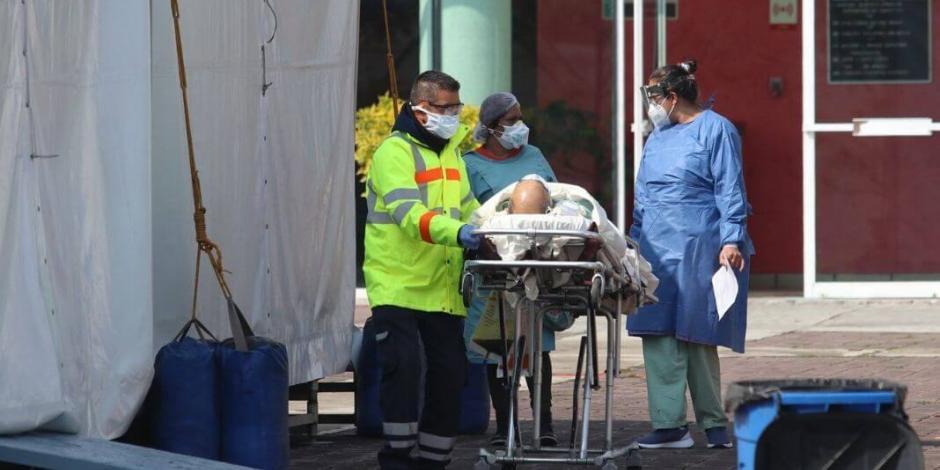 En Chihuahua, se prevé pico más alto de epidemia por COVID-19 en una semana