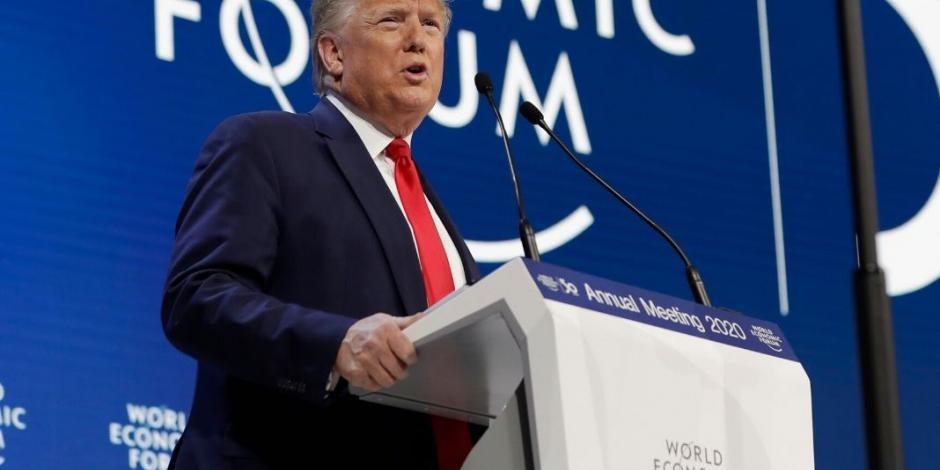 """Trump dice """"no gracias"""" a negociaciones con Irán"""