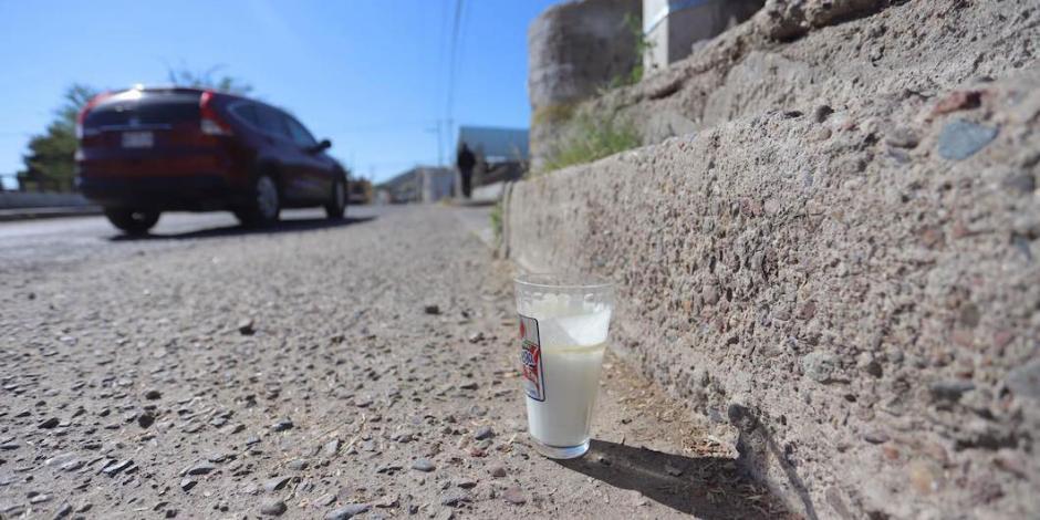 Muere recién nacido por tiroteo en Sonora