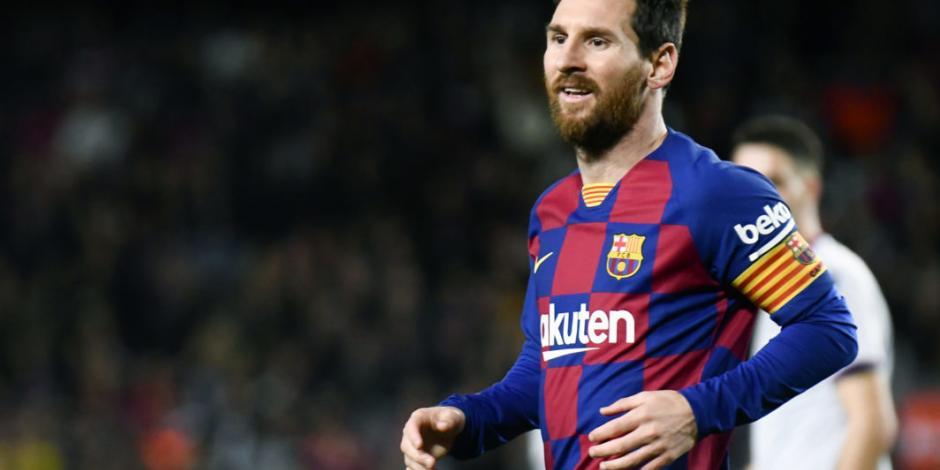 En Italia reportan que Juventus quiere fichar a Lionel Messi