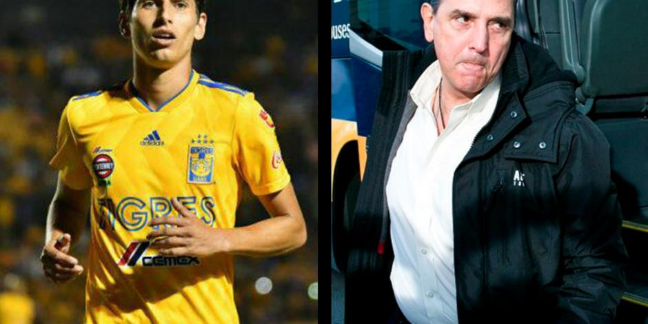 Jürgen Damm y el presidente de Tigres se enfrascan en declaraciones